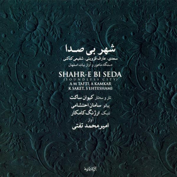 دانلود آلبوم شهر بی صدا امیر محمد تفتی