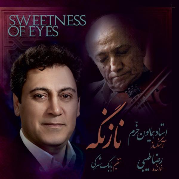 دانلود آلبوم ناز نگه از رضا طیبی