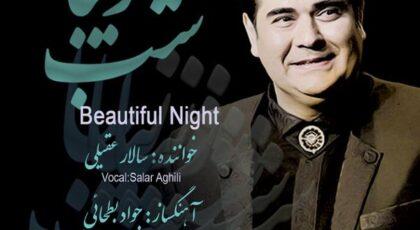دانلود آلبوم شب زیبا اثری از سالار عقیلی و جواد بطحائی